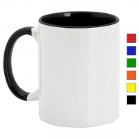 Mug 054 (350 ml ceramic mug coated for sublimation) - hmi74054